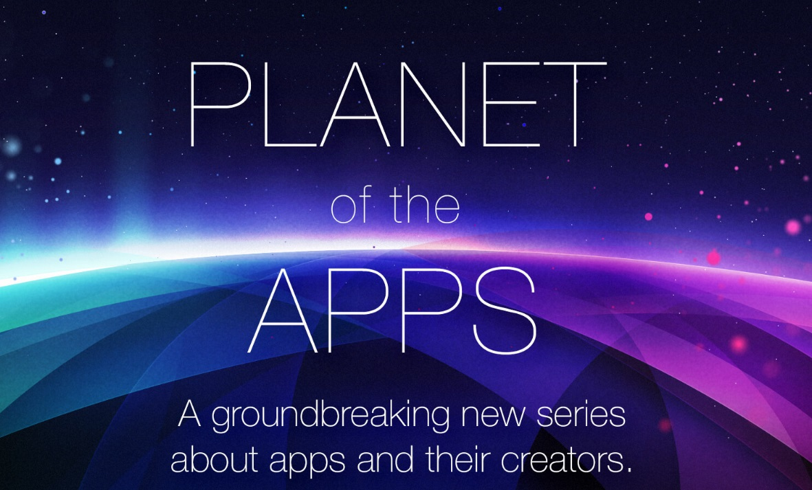 Apple Planet of Apps