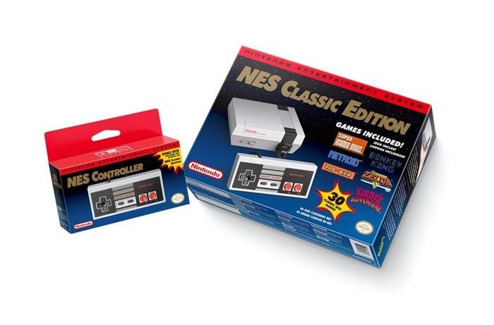 NES em 2016