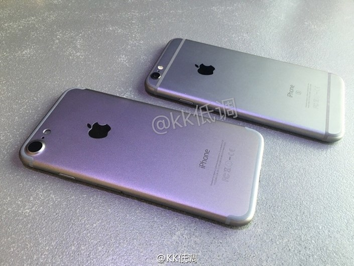 iPhone 7 e 6s