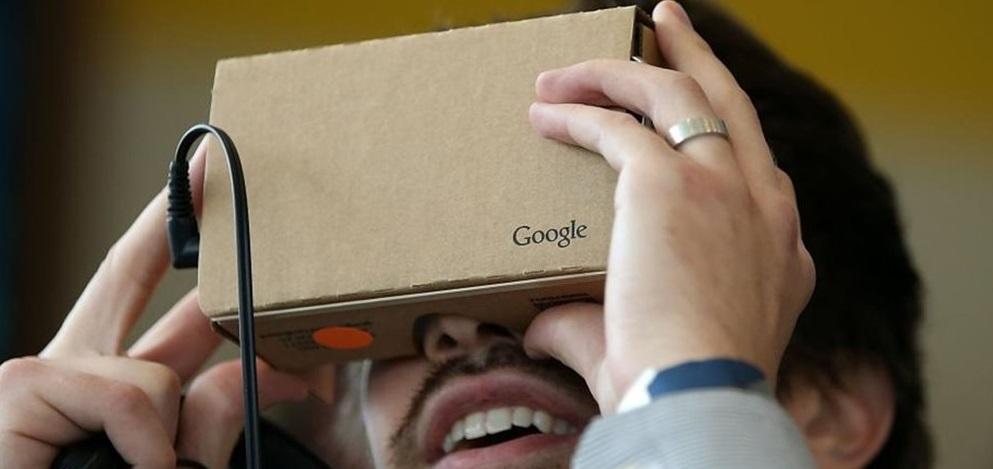 realidade virtual da google