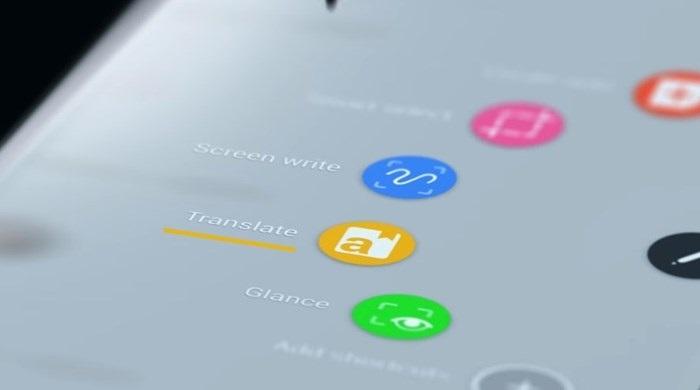 S Pen no Galaxy Note 7