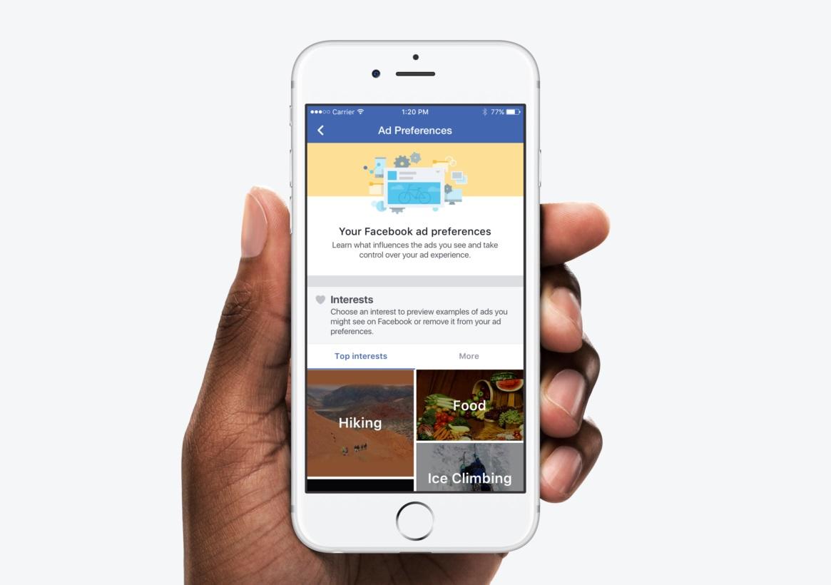 Facebook e publicidade