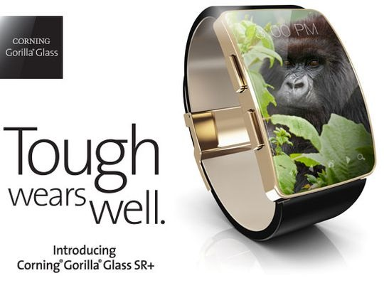corning glass smartwatches