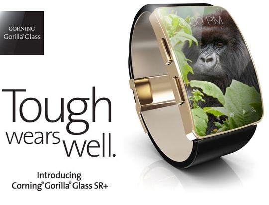 corning glass smartwatches