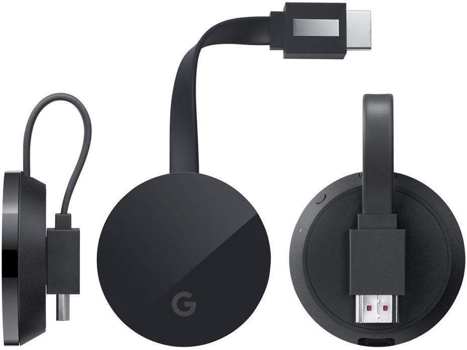 Chromecast novo da Google?