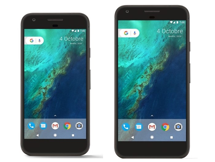 novos google pixel