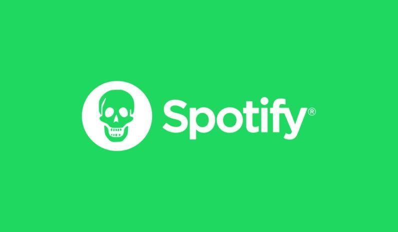 spotify malware