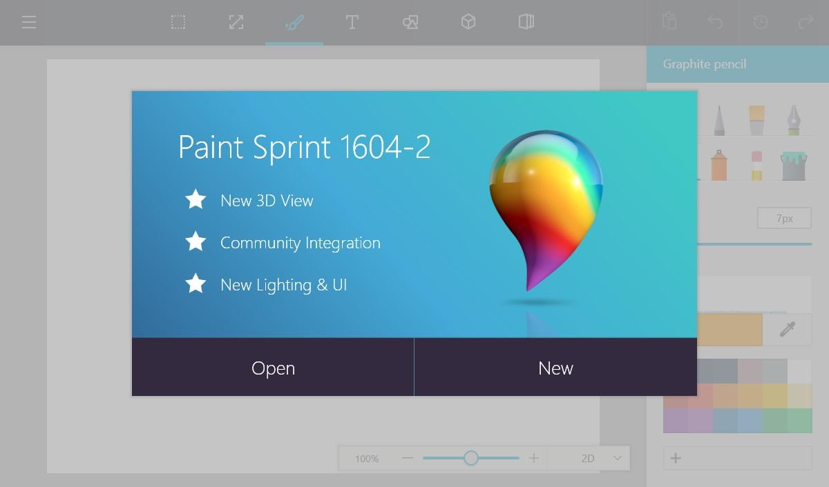 paint no Windows 10