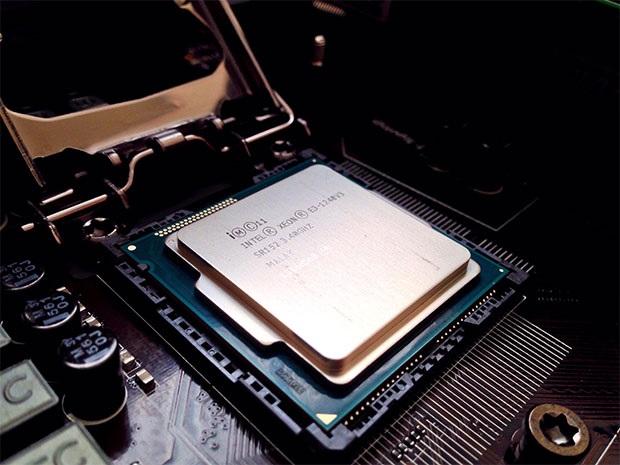 Processador da Intel