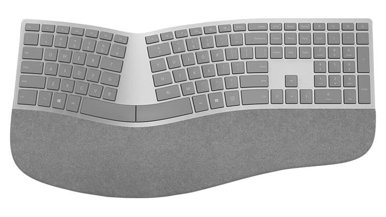 microsoft teclado