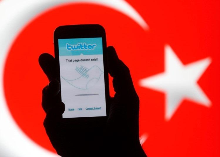 turquia e twitter