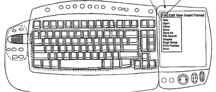 teclado da microsoft