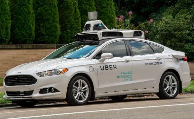 uber carro