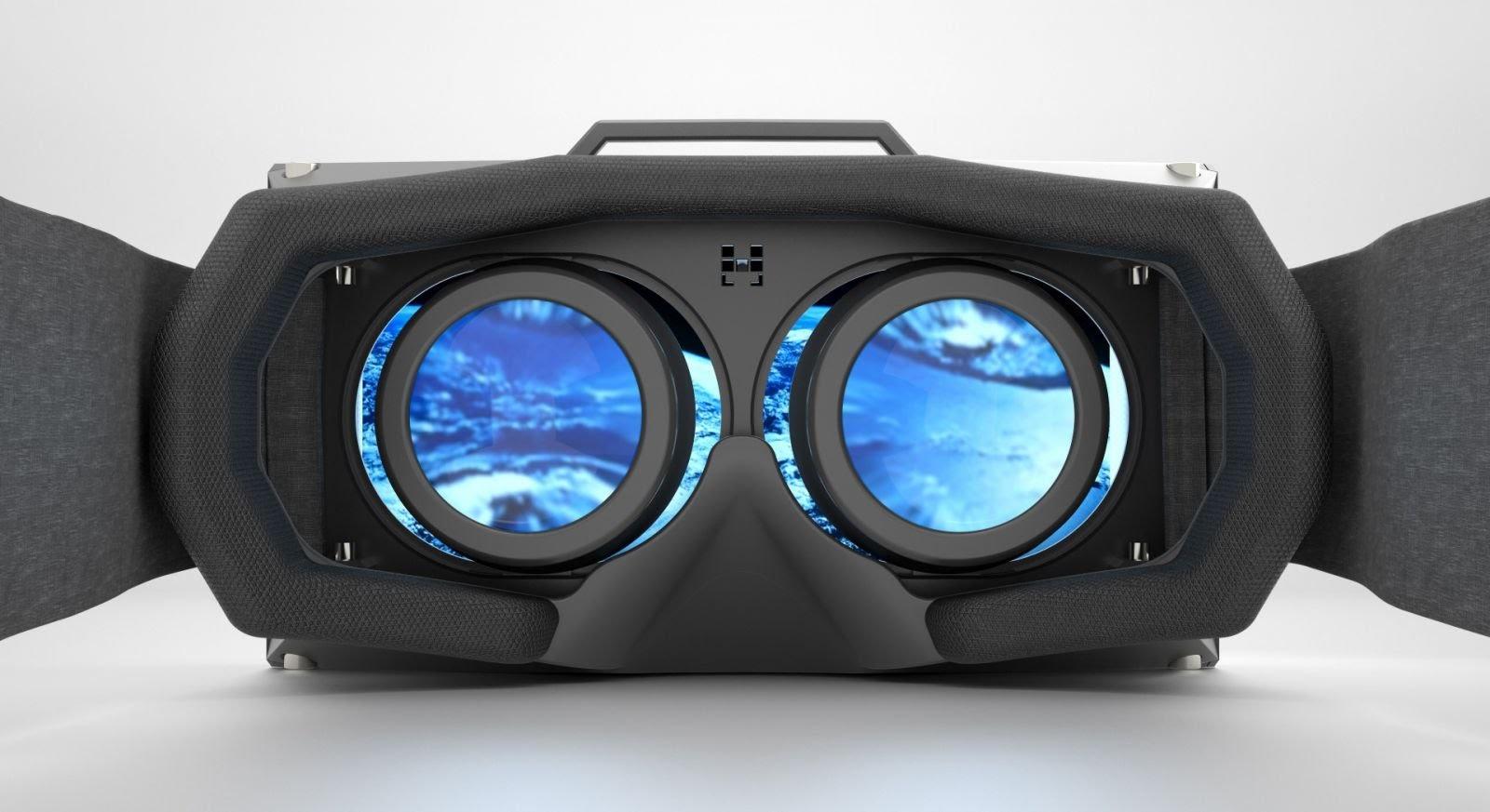 headset realidade virtual
