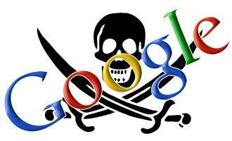 Pirataria no Google
