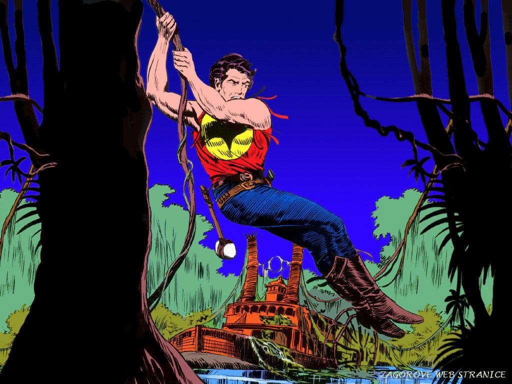 Strip junaci Zagor