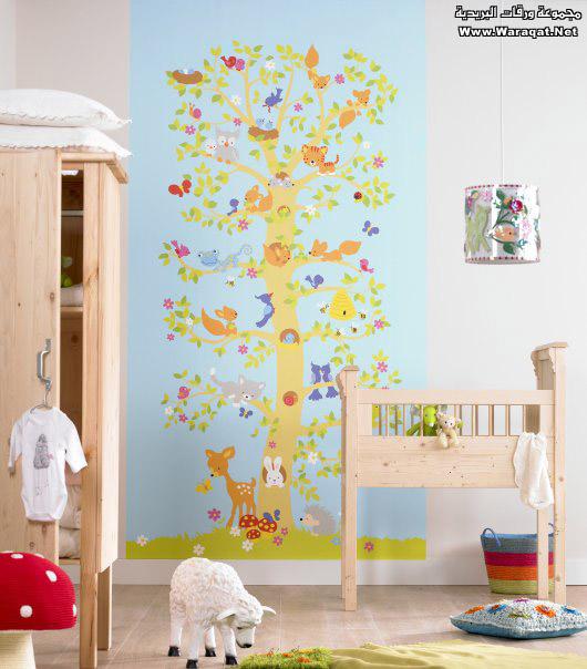 ورق حائط اطفال Waraq_gdaar22