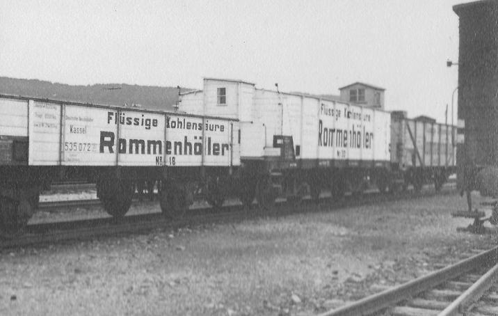 Rommenhöller-Wagen - Seite 2 ReichsbahnSpezialwagen