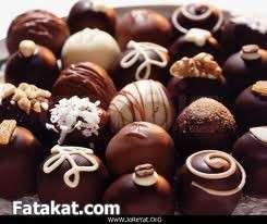 فيديوهات فن الشيكولاته لمنال العالم لعشاق الشيكولاته  13047647817441