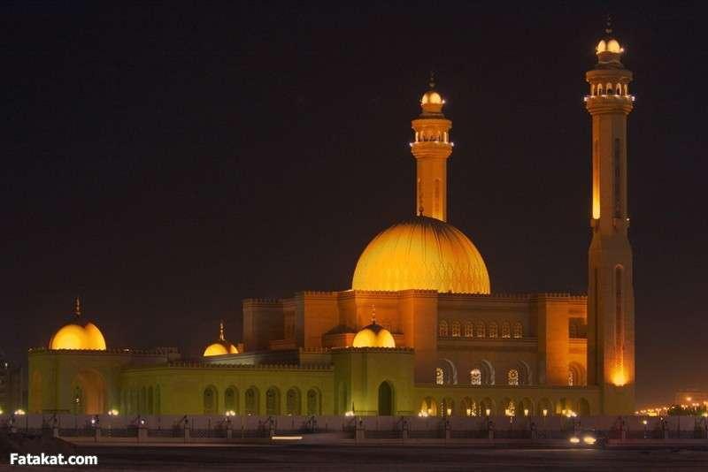 اغرب واروع واشهر تصميم مساجد فى العالم 13149130713045