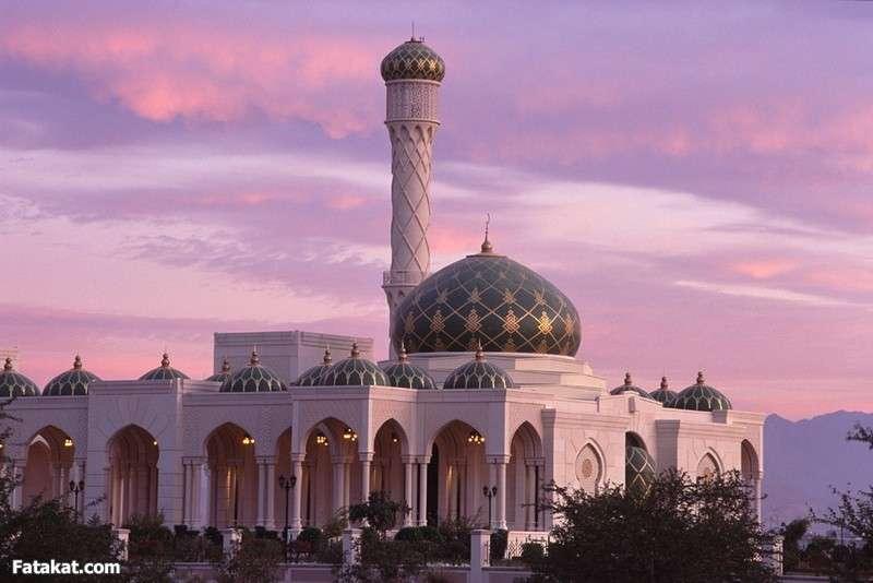 اغرب واروع واشهر تصميم مساجد فى العالم 13149139855517