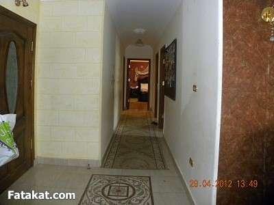 شقة 150 متر بالمعادى للبدل ب6 اكتوبر او زايد او حدائق الاهرام هاى لوكس بالصور 13357020301699
