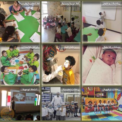 مركز حضانة وروضة ابتسامة الصغار لرعاية الاطفال 1534136940_2198
