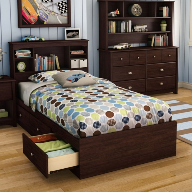 Наши жилища - Страница 5 2970860-R3L8T8D-650-1724_26_interesting-modern-kids-bedroom-ideas-with-teak-small-bed-equipped-with-storages-and-laminate-flooring-plan-decoration