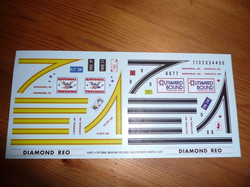 Diamond Reo d'AMT - 1/25 DiamKit%289%29