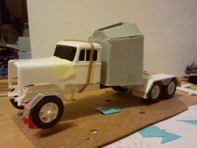 Wolf truck sur base de Diamond Reo AMT au 1/25 - Page 4 Wolf46
