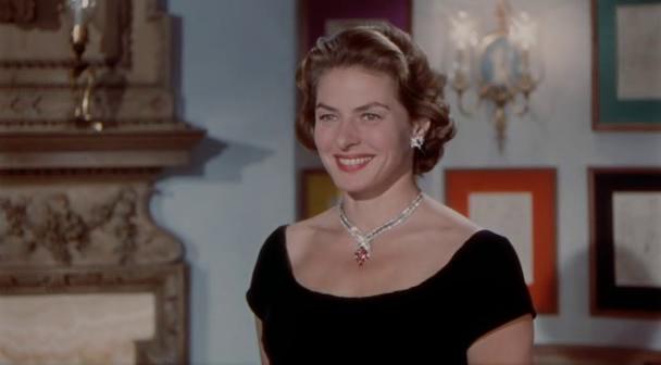 Ingrid Bergman  Indiscreet-Bergman