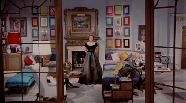 Ingrid Bergman  Indiscreet-Set-Design