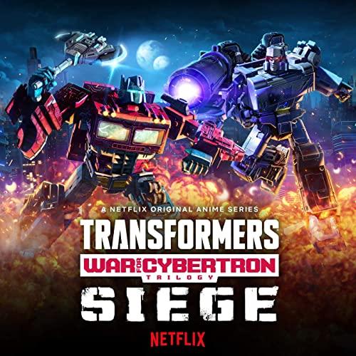 Produit dérivés TF War For Cybertron Netflix ― Bande-Sonore Vca-5