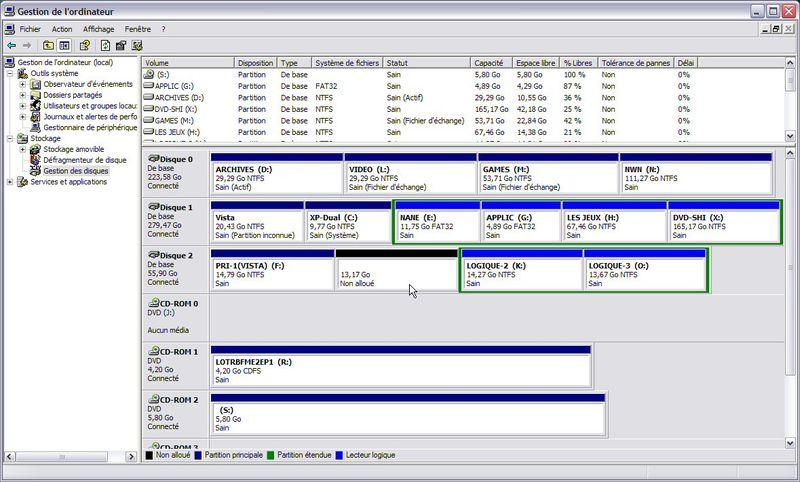 [DOSSIER] Logiciels pour la gestion des disques durs Disk1