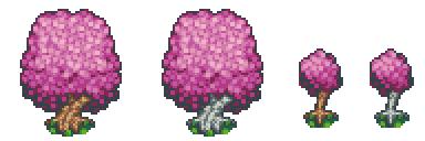 Bibliothèque des ressources VX Ace Tilesets Pinktrees_2x