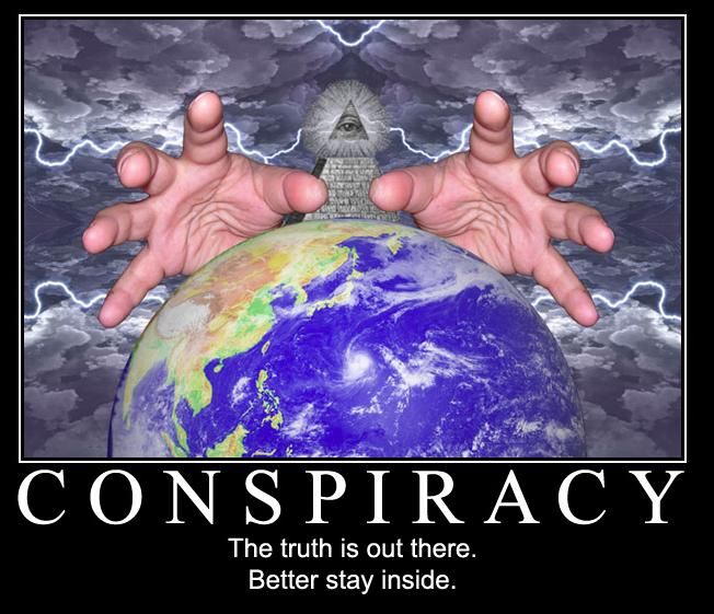 Питер Мейер. Подборка статей Conspiracy