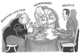 Питер Мейер - Центробанки - денежные мошенники     12 февраля 2019 Money-swindlers