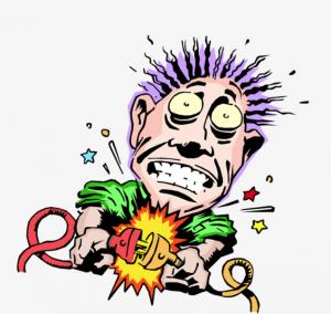Питер Мейер - Электромобили экологически хуже дизельных двигателей 7/05/2019  Electric-Shock-300x284