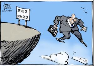 Питер Мейер - Экономика сегодня и завтра 22/05/2019 The-Brink-of-Catastrophe-300x212