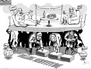 Питер Мейер - Контроль через программирование сознания 14/5/2019 Wealthiest-families-control-global-politics-and-the-economy-300x229