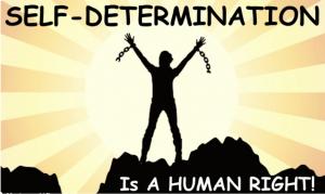 Питер Мейер - Самоопределение означает свободу 25/6/2019 Self-Determination-300x179