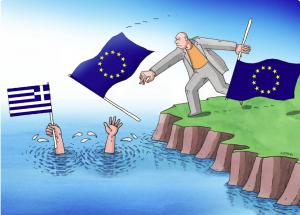 Питер Мейер - Мировая экономика - сплошной обман и ложь 11 июня 2019 года Away-from-the-EU-300x215