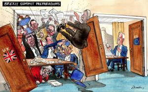 Питер Мейер - Эпоха политиков закончилась 10 сентября 2019 года Brexit-torpedoed-300x187