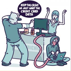Питер Мейер - Денежная система недееспособна 2 октября 2019 года Cashless-Society-300x300