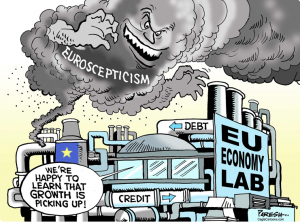 Питер Мейер - Эпоха политиков закончилась 10 сентября 2019 года Euroscepticism-300x222