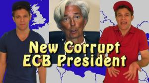 Питер Мейер - Денежная система недееспособна 2 октября 2019 года Lagarde-ECB-300x167