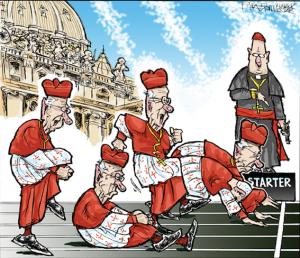Питер Мейер - Скрытые преступники правят Землей Vatican-300x258