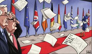 Питер Мейер - Эпоха политиков закончилась 10 сентября 2019 года Unelected-EU-Politbureau-300x175