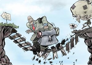 Питер Мейер - Необходимость глобальной денежной перезагрузки 23 октября 2019 года Bogus-Economics-300x213