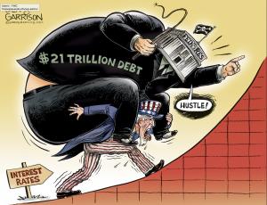 Питер Мейер - Грядет золотая буря 30 октября 2019 года  Debt-burden-300x230